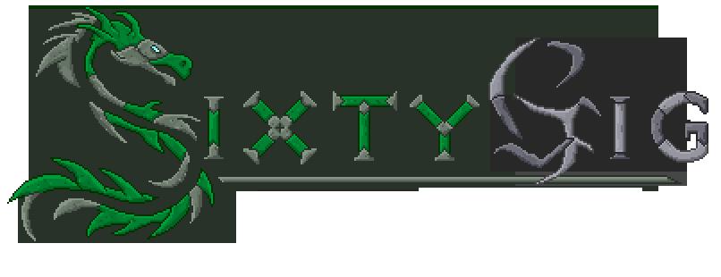 SixtyGig Games